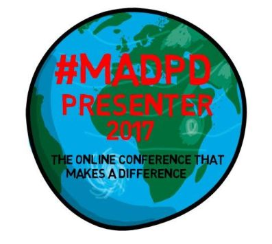 MADPD badge