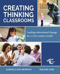 creating thinking classrooms cover
