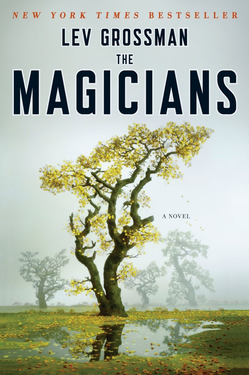 The Magicians Trilogy by Lev Grossman