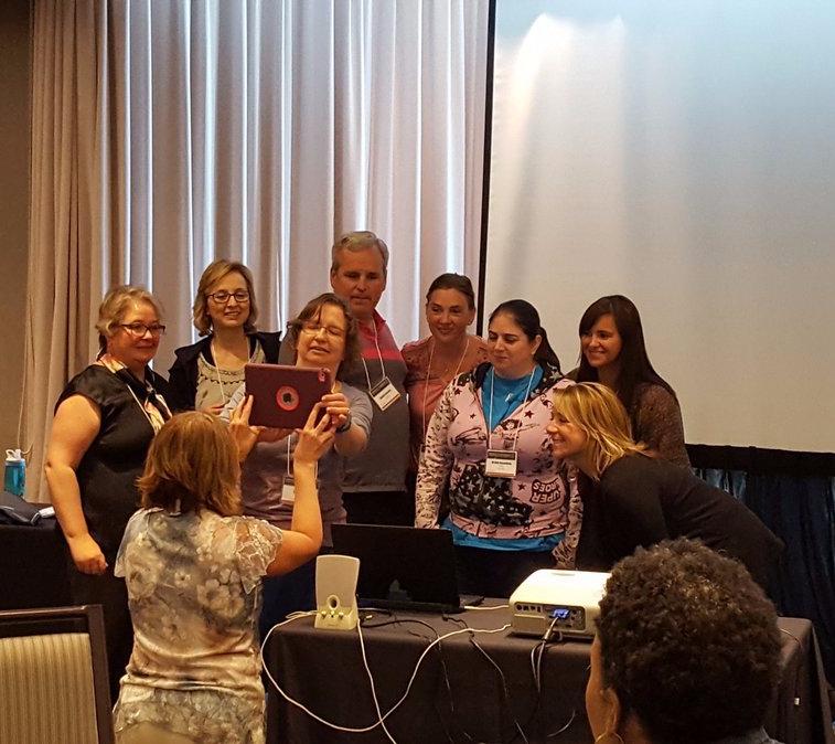 #pb4t conference: Where Ontario Educators feel likerockstars