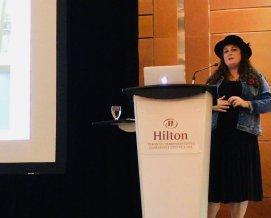 Kim Gill's keynote at PB4T